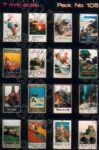 Tiny Signs O105  LNER Travel Posters Small